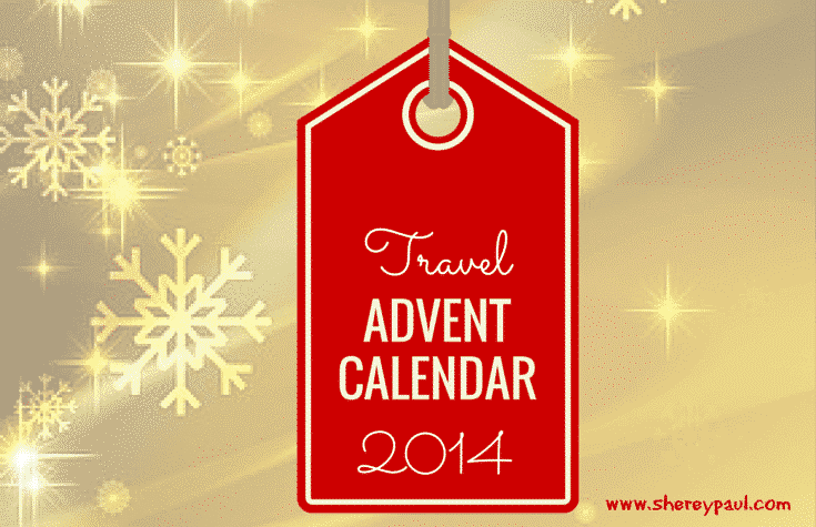 This post is part of the Travel Advent Calendar Series hosted by Sher y Paul