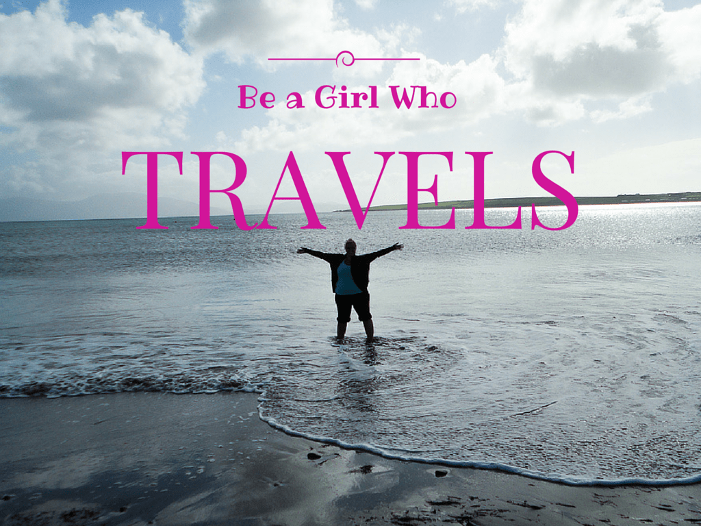 Be a Girl Who