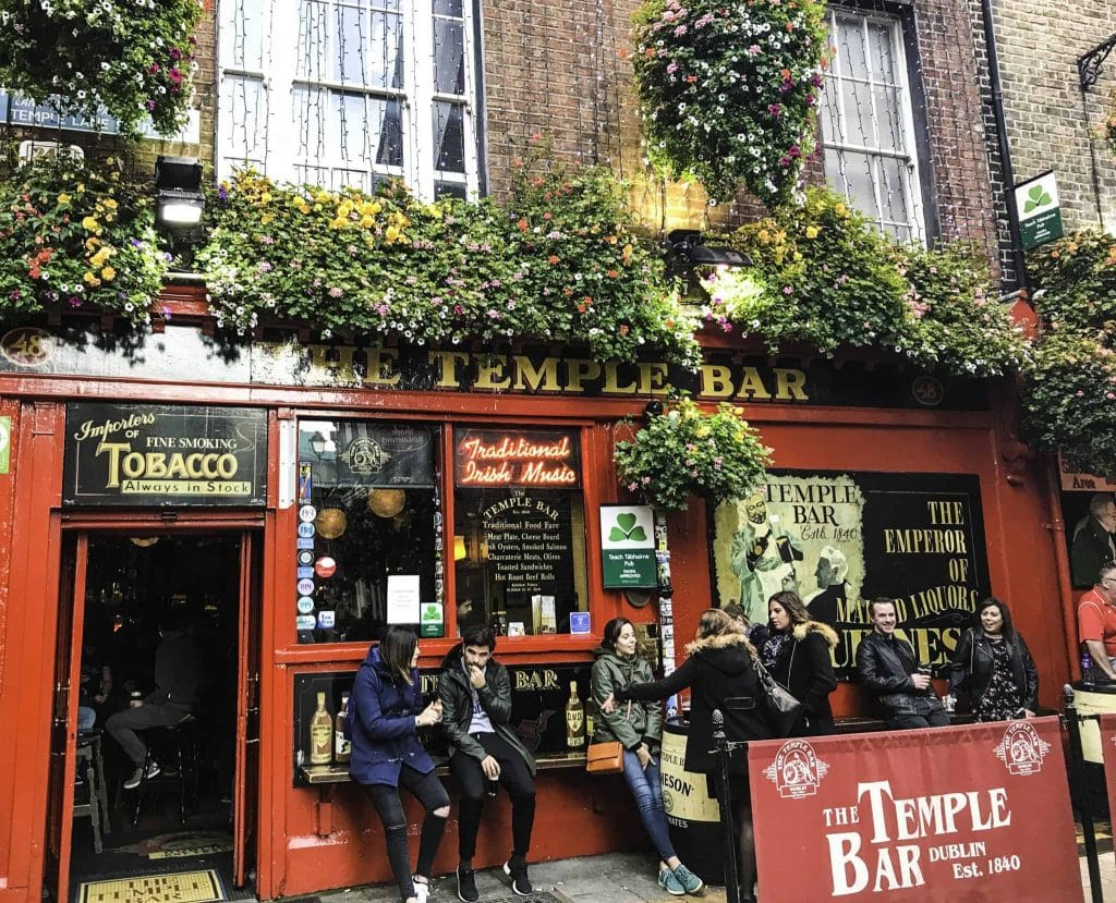 Temple Bar, Dublin