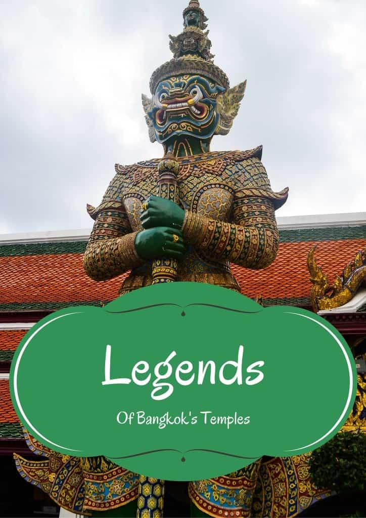Legends of Bangkok's Temples