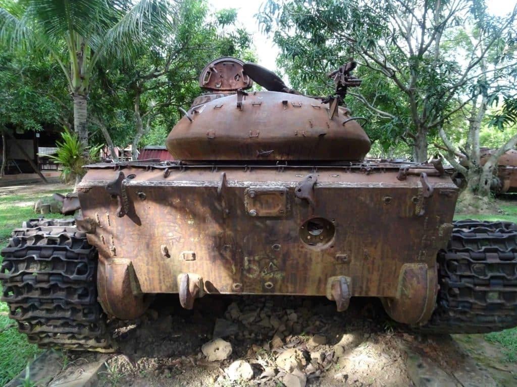 Cambodian War Museum