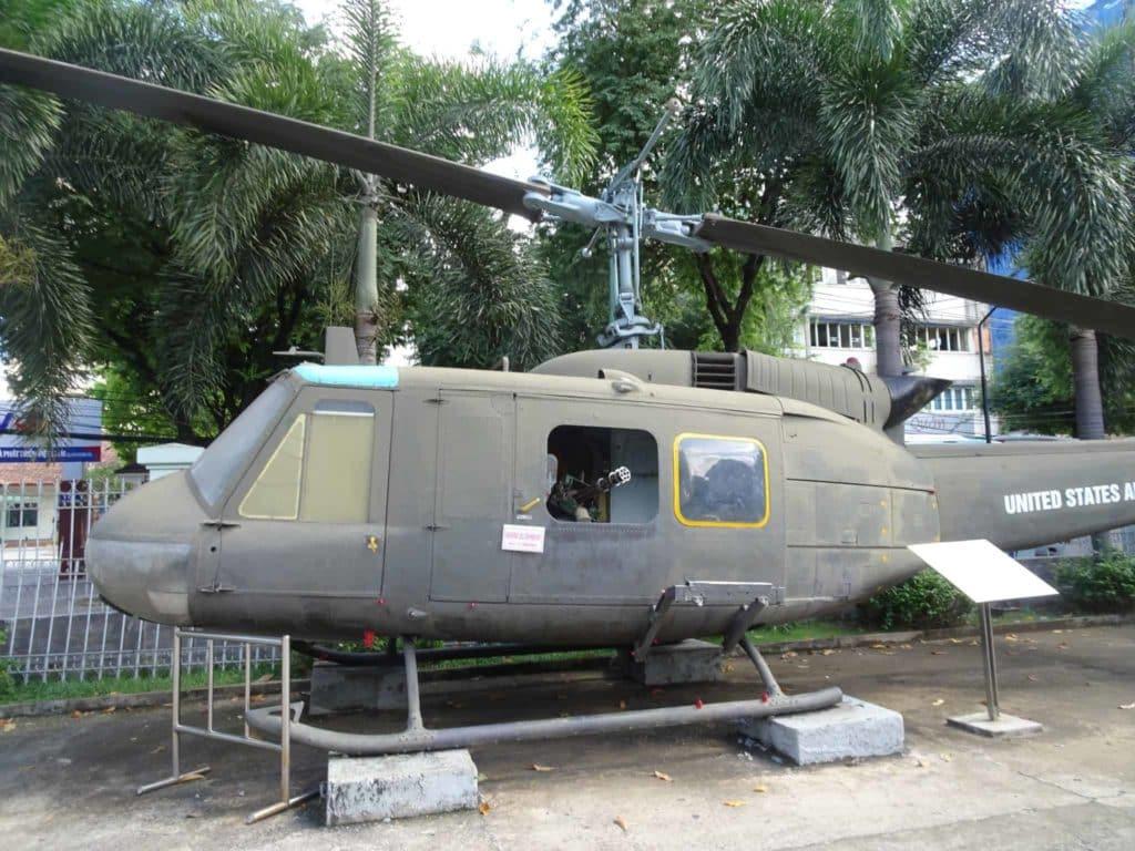 HCMC War Museum