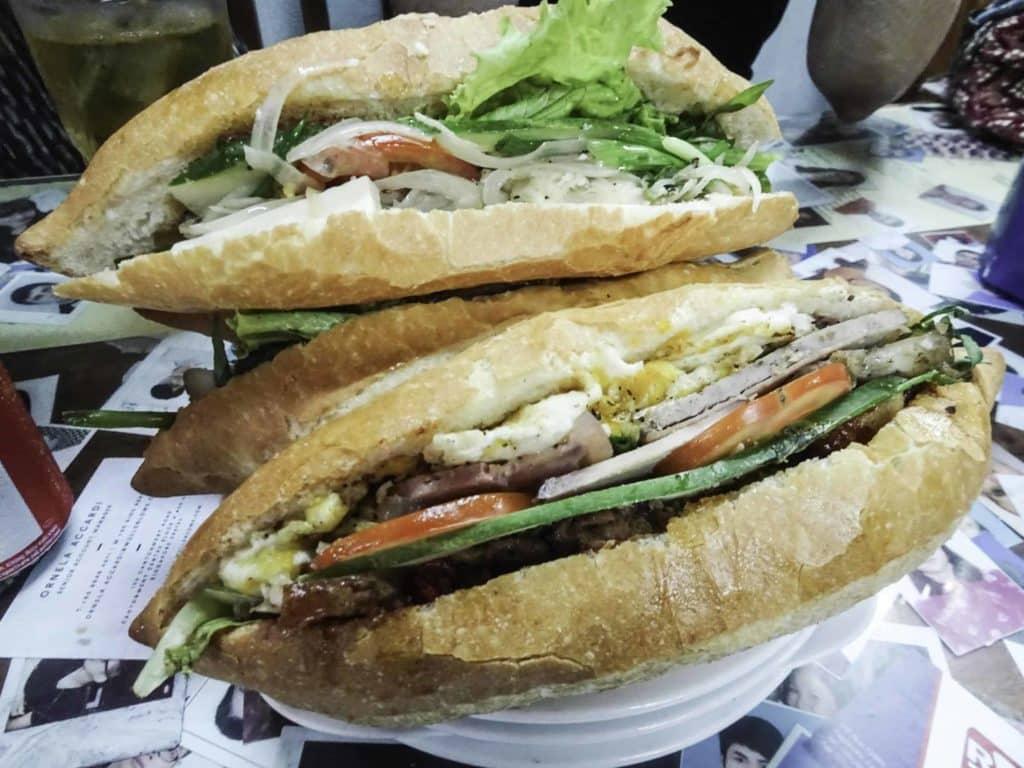street food- bahn mi