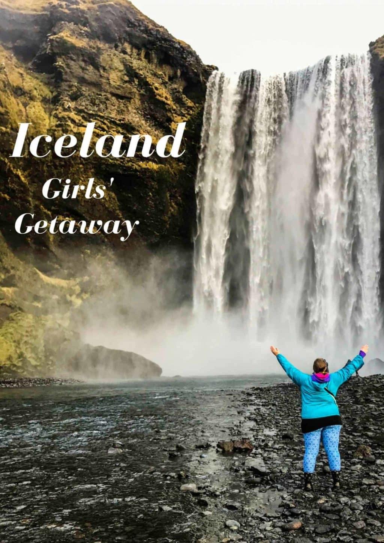 Girls' getaway Iceland