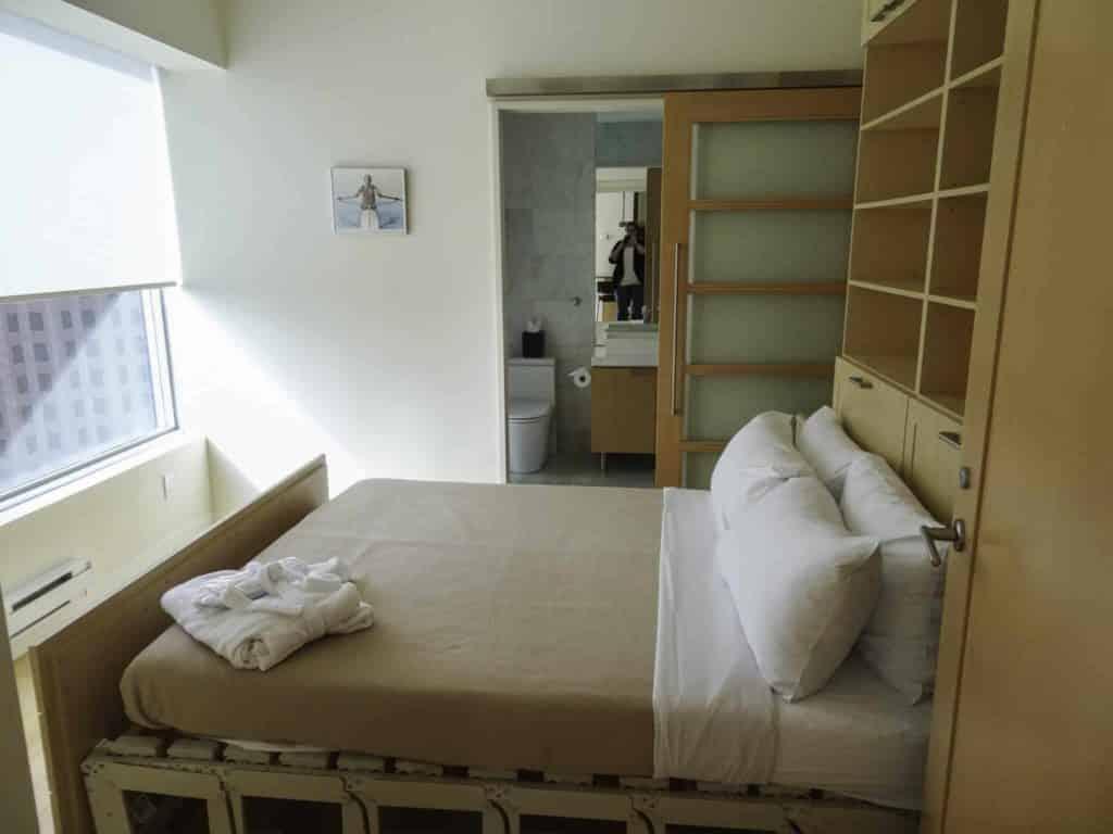 One King West Hotel Bedroom