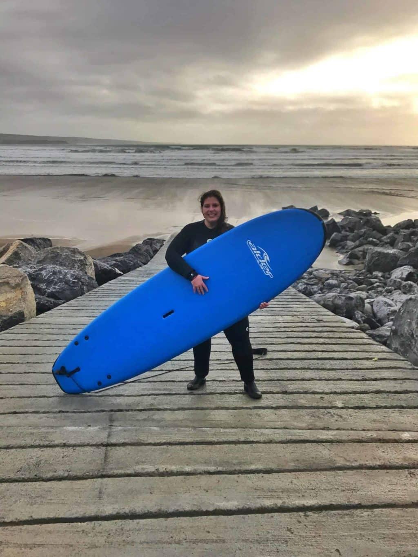 Why Ireland: surfing