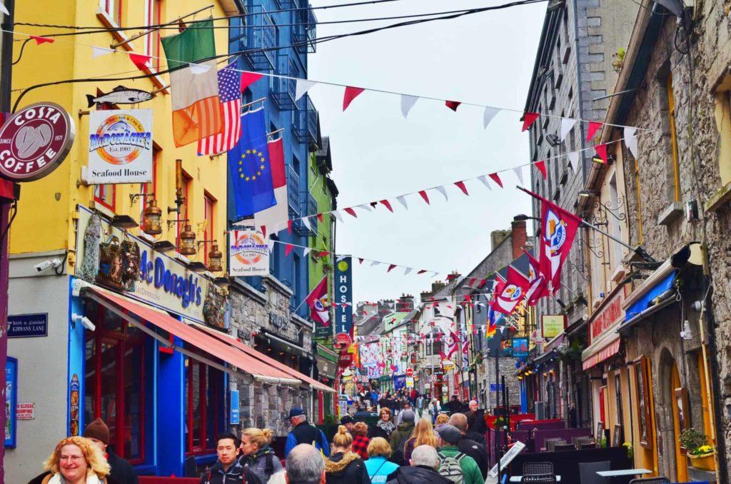 Galway Latin Quarter
