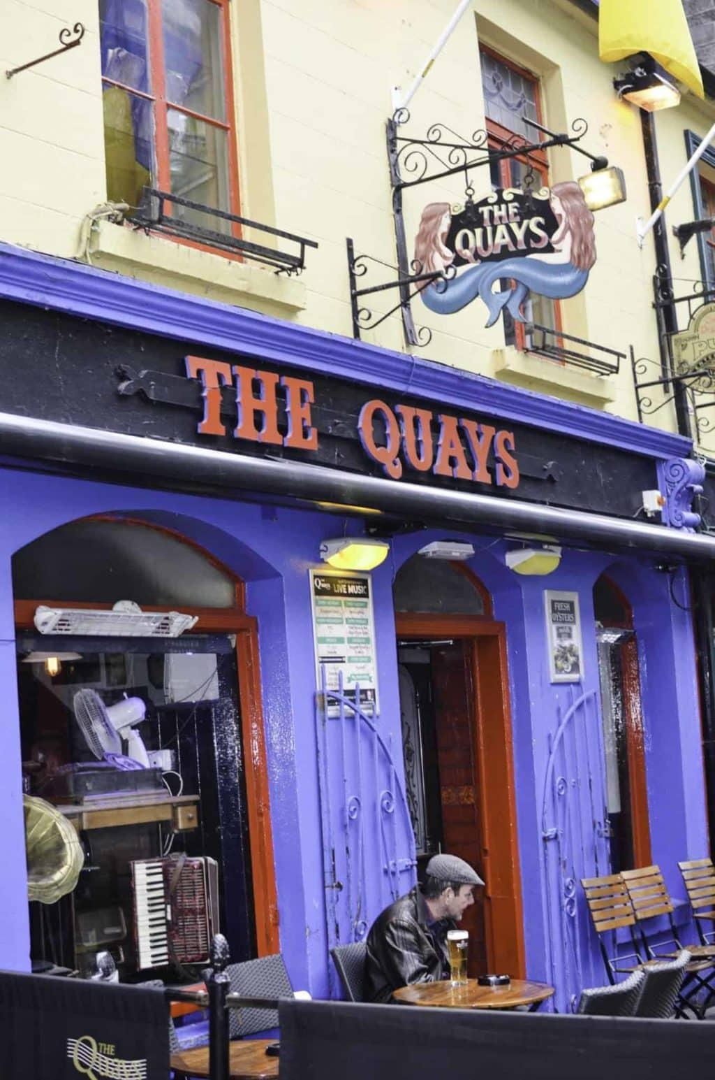 Galway's best pubs