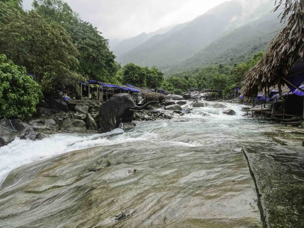 Elephant Springs Vietnam