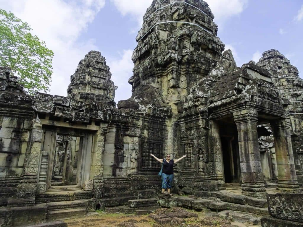 The best of Angkor in 1 Day