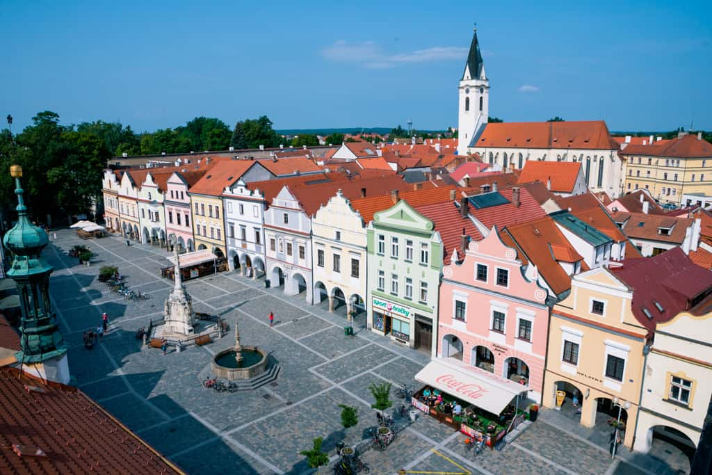 Trebon, Czech Republic