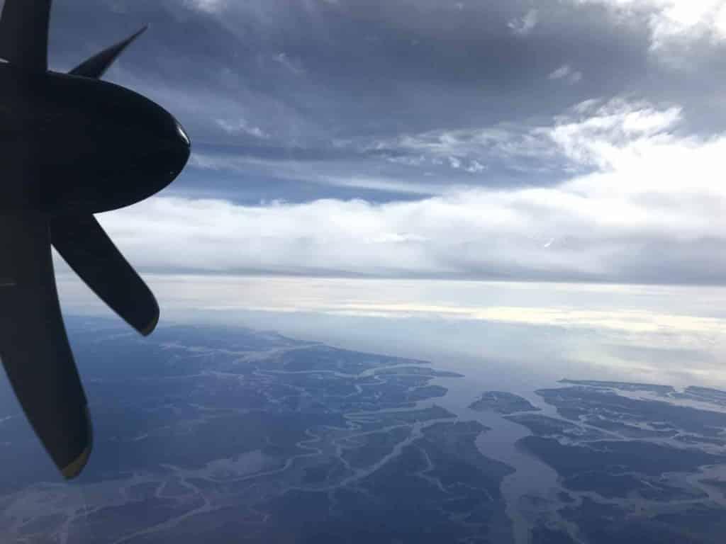 Flying Porter
