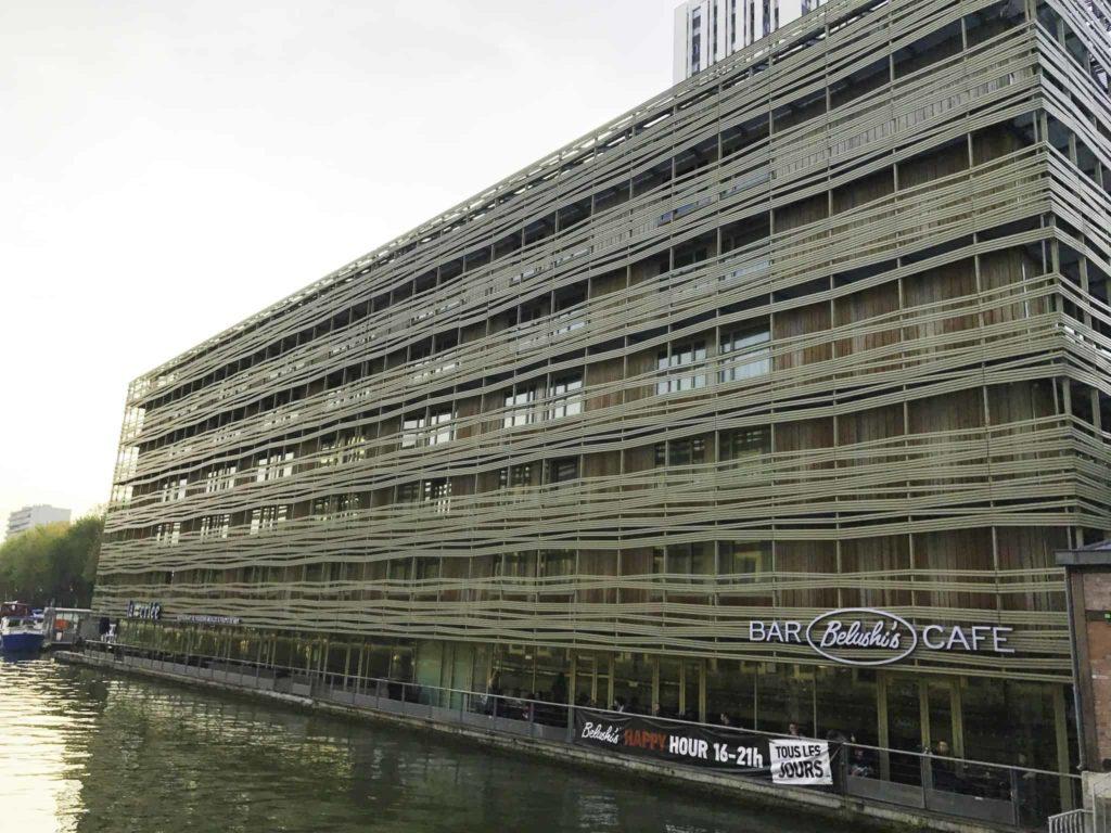 St Christophers Canal Paris Hostel