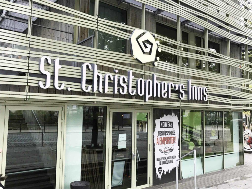 St. Christophers Paris Canal Hostel