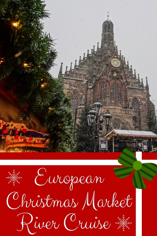 Looking to explore Europe's Christmas markets in style? How about a Viking Christmas Market Cruise? It's fun, festive, and easy to explore! #Christmas #Cruise #ChristmasCruise #VikingRiverCruise #Christmasmarkets