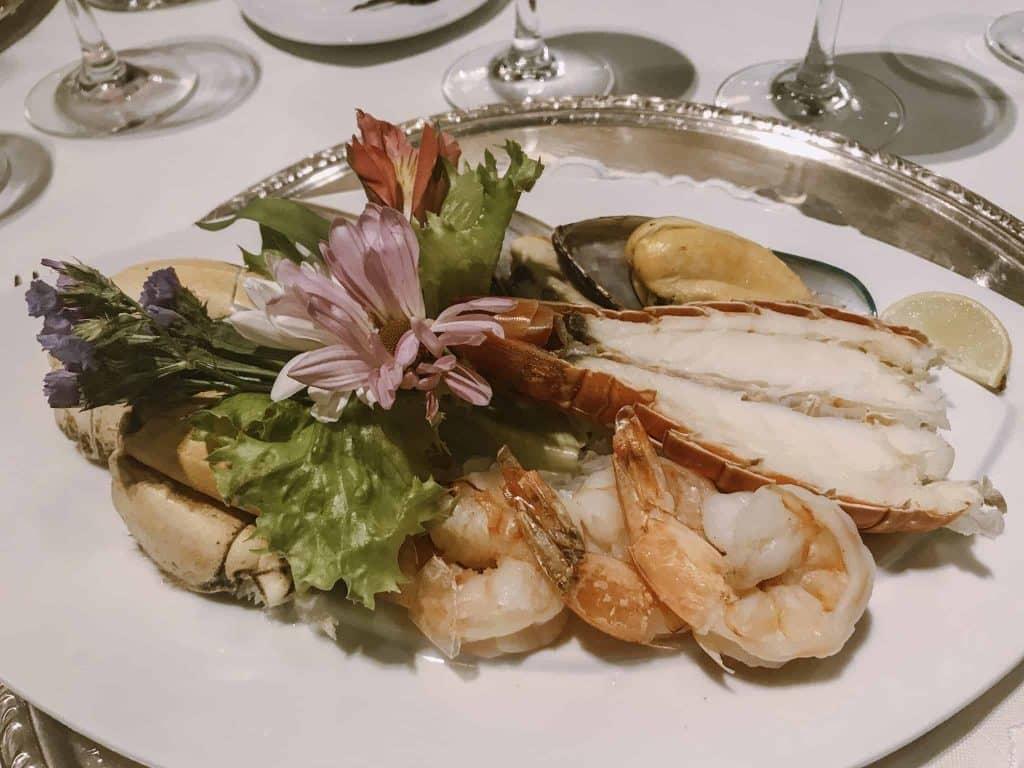 Iberostar Grand Rose Hall Dinner
