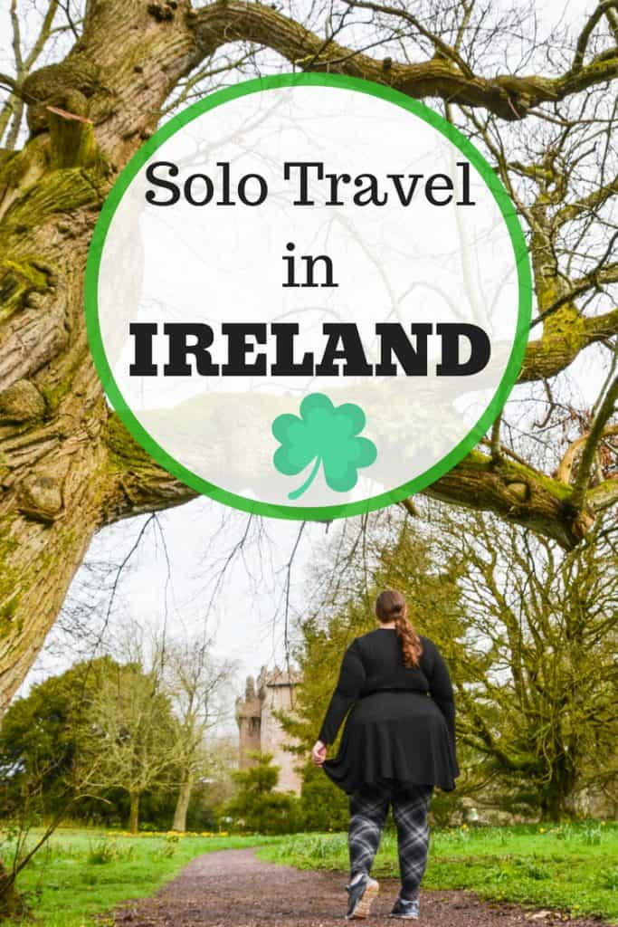 Considering solo travel in Ireland? Its the perfect place for a solo trip. Here's why. #Ireland #Solotravel #solofemaletravel