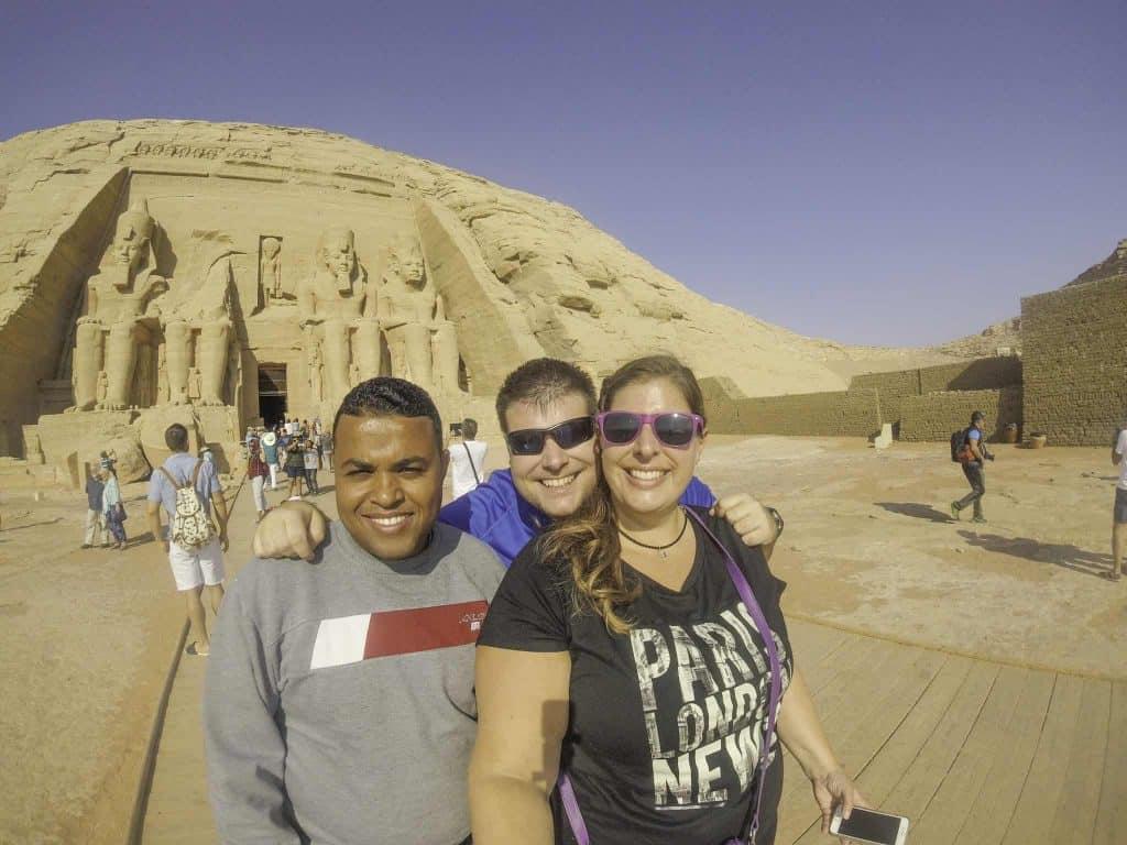 Egypt Vacation: Abu Simbel