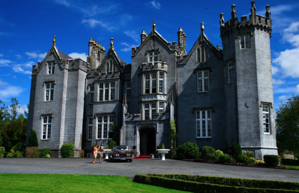 Kinitty Castle Hotel, Ireland