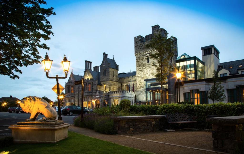 Clontarf Castle Hotel, Ireland