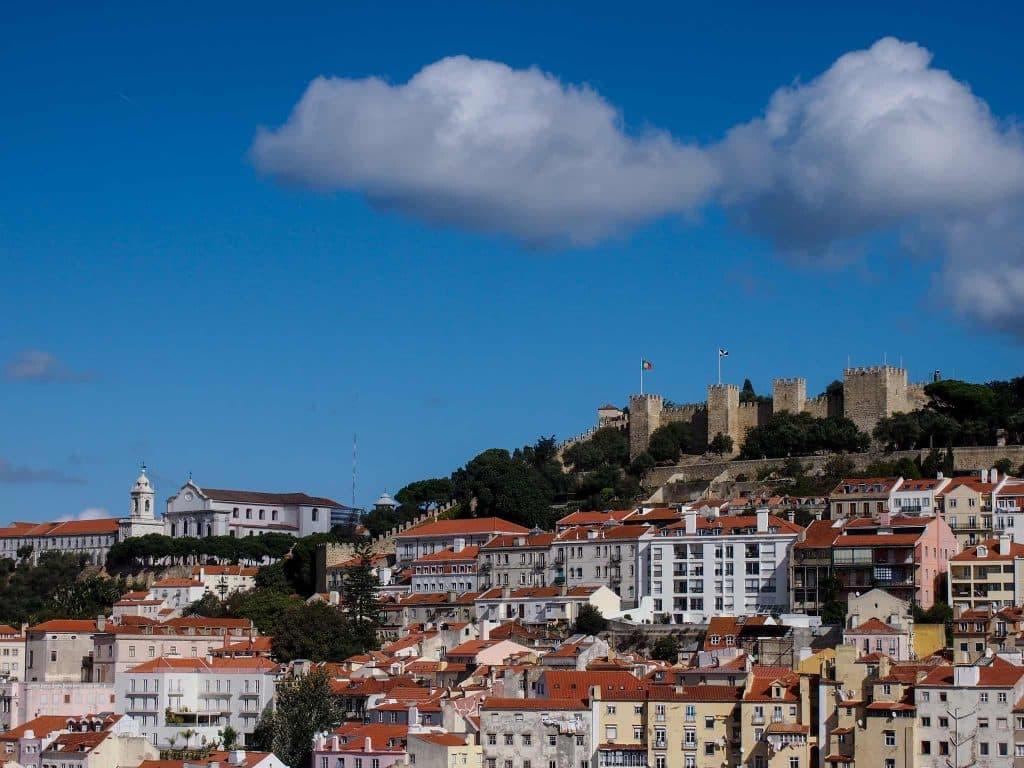 Sao Jorge Castle