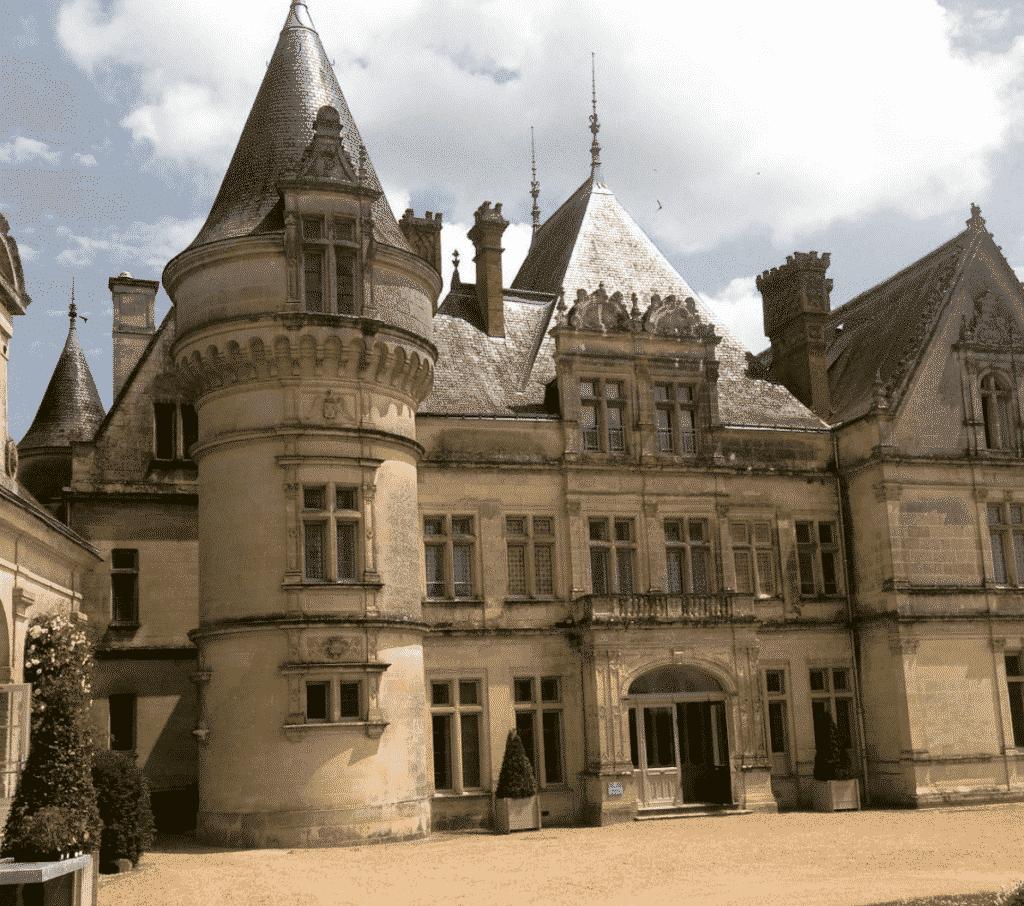 Château de la Bourdaisiére