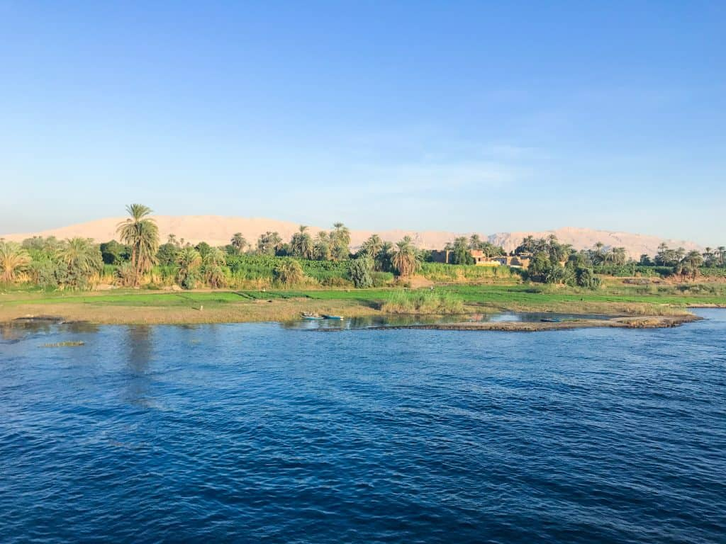Nile Cruise, Egypt