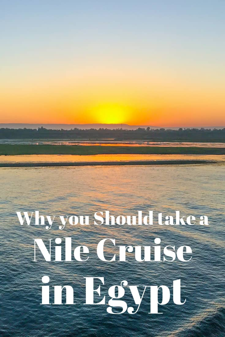 Planning a trip to Egypt and debating a Nile Cruise? I'm sharing why an Egyptian Nile Cruise is definitely the best choice; for your wallet and for your adventures! #Egypt #Cruise #NileCruise