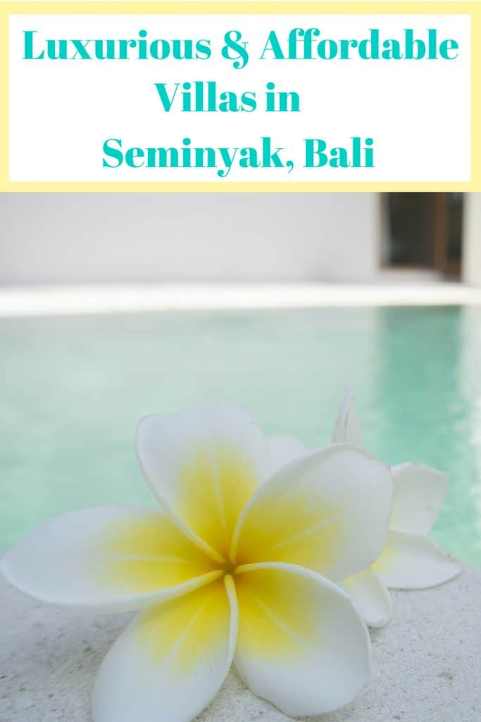 Looking for a Bali Villa? These are the top Seminyak villas with free wifi, private pools, and a good location close to the beach. Affordable and luxurious, these villas are perfect for your Bali vacation.