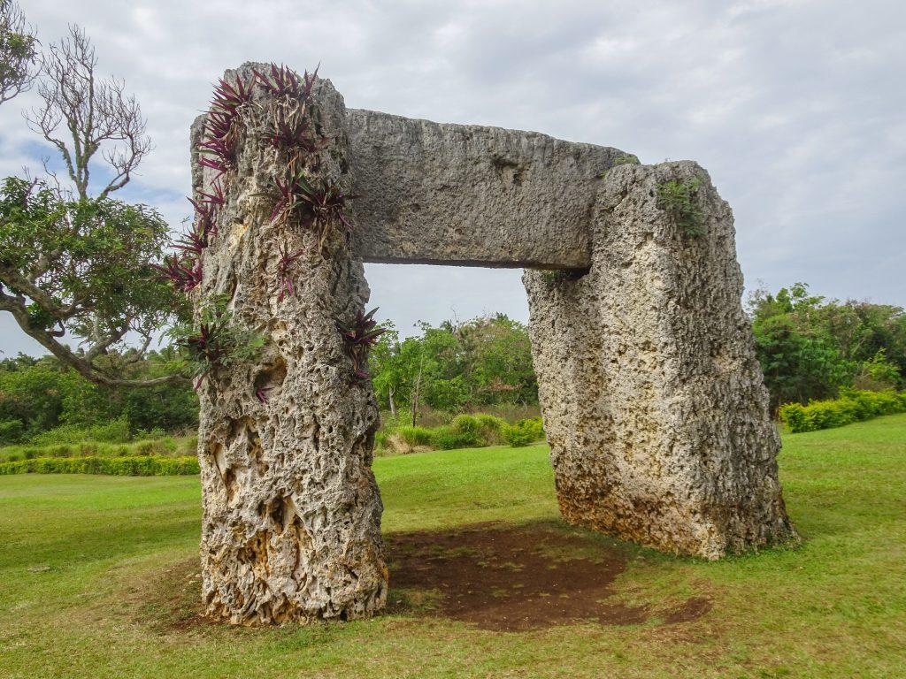 Stonehenge in Tonga