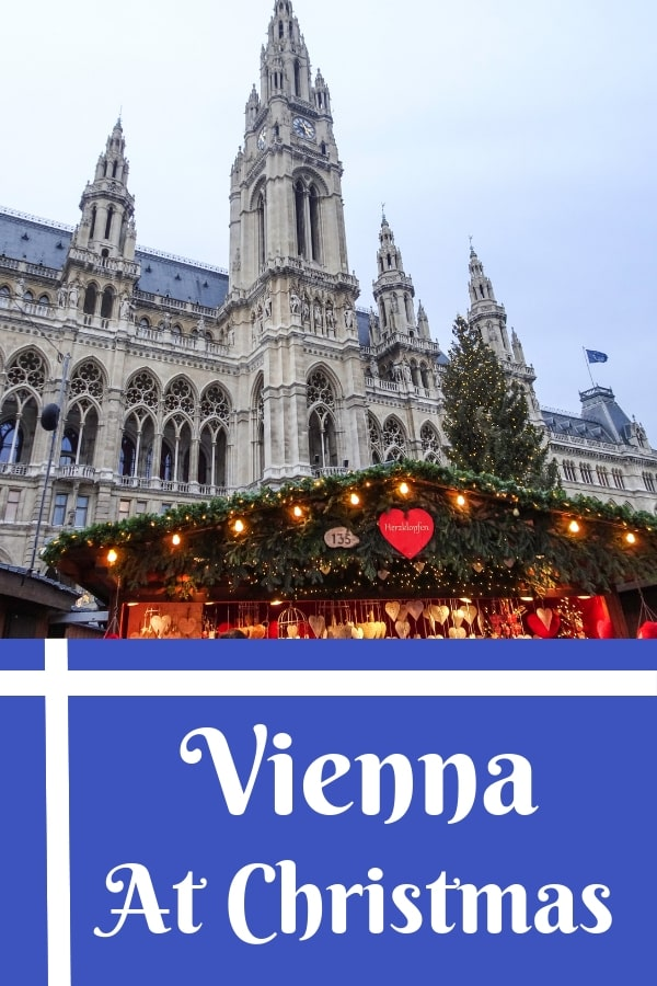 Want to experience the magic of Vienna at Christmas? Here are my tiop must-dos. #Vienna #Austria #Christmas #ChristmasMarkets