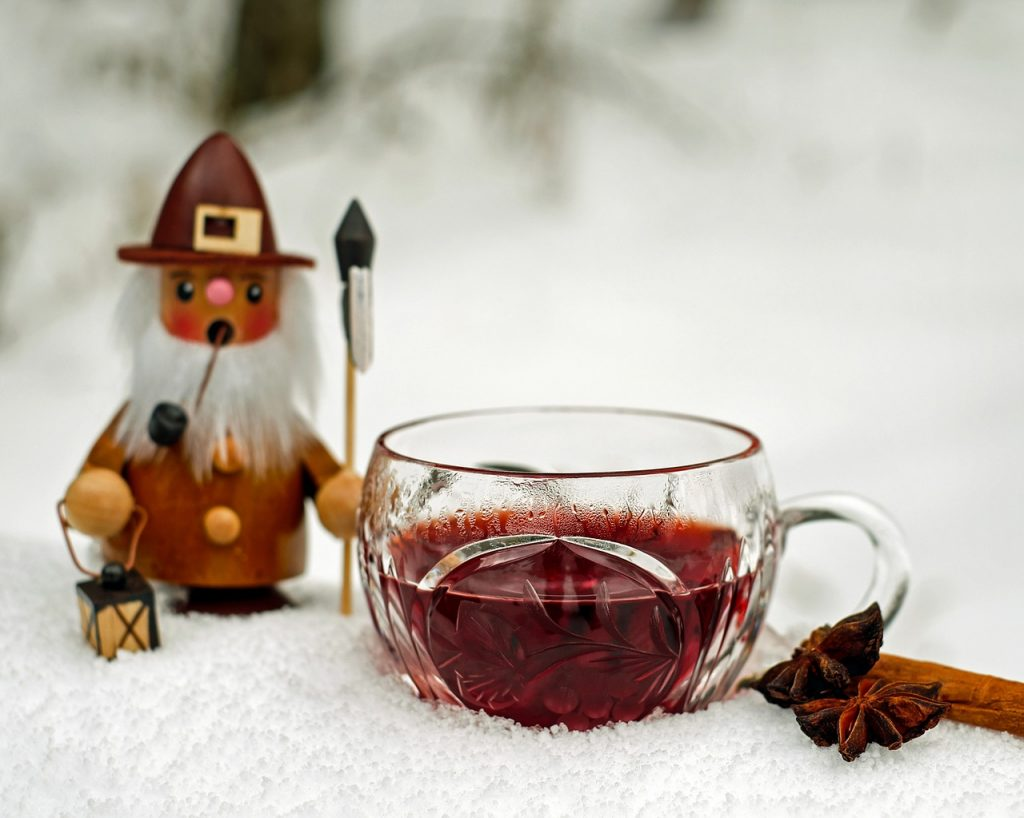 Gluhwein recipe