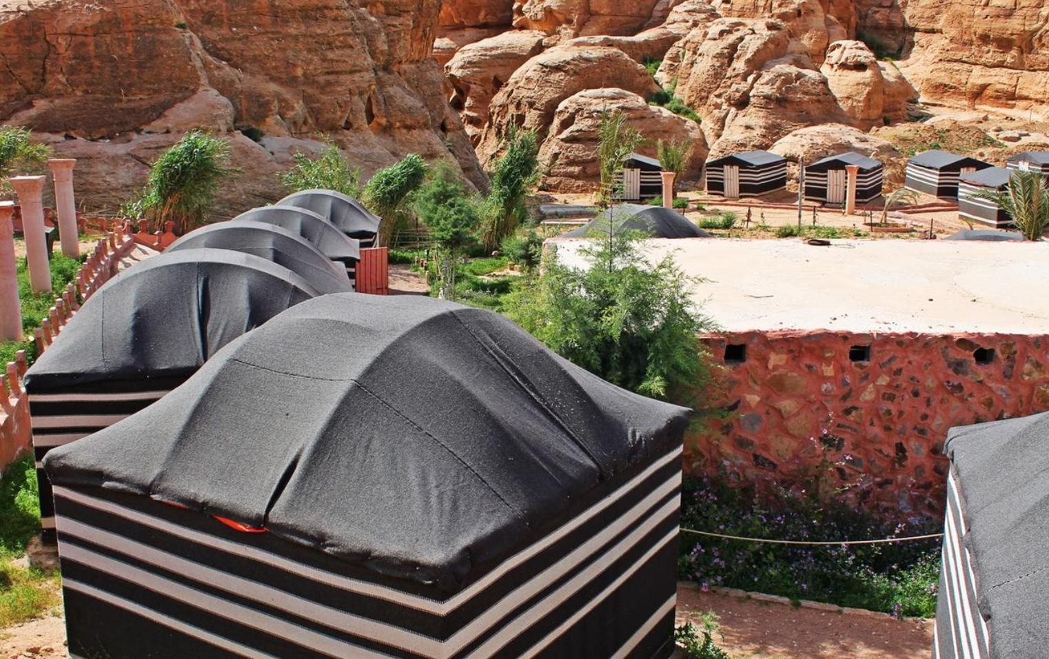 Bedouin Camp, Petra