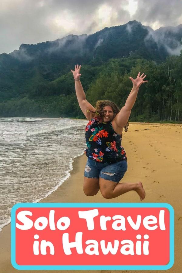 Solo Travel in Hawaii #Oahu #Hawaii