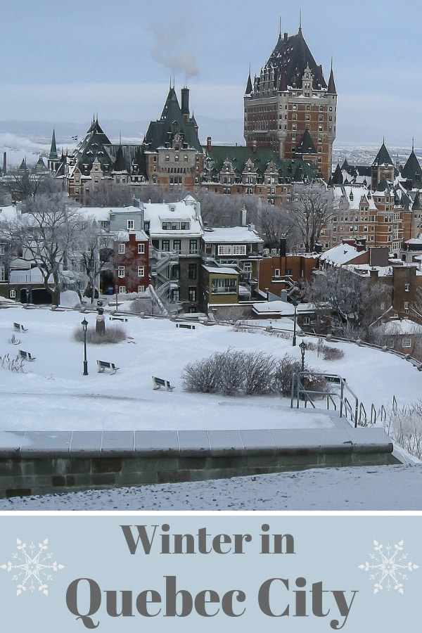 Explore the best of Quebec City in the Winter with these top things to do in Quebec City
