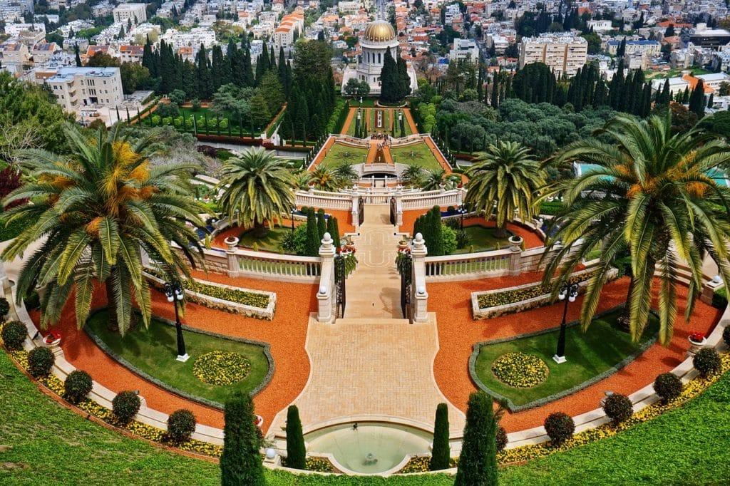 Baha'i Gardens