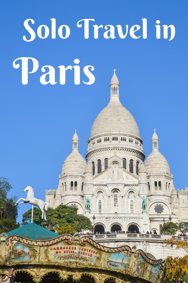 Considering solo travel in Paris? Here's why you should. #SoloTravel #Paris #France