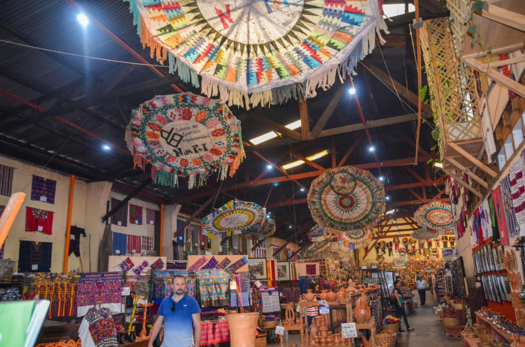 shop in Antigua