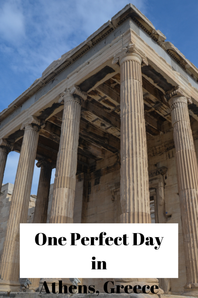 One perfect day in Athens