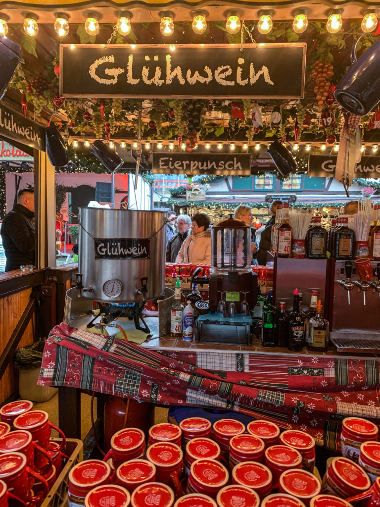 Gluhwein Stall