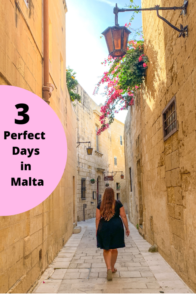 How to explore Malta in 3 days, plus ideas if you have extra time!