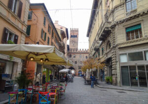 Views in Bologna, Italy