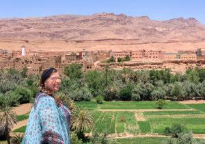 Sahara Desert tour from Fez to Marrakech