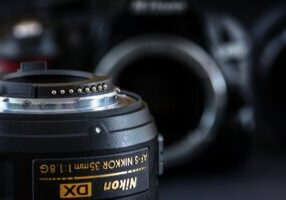 Nikon Lens CC photo from Pixabay by fotoblend